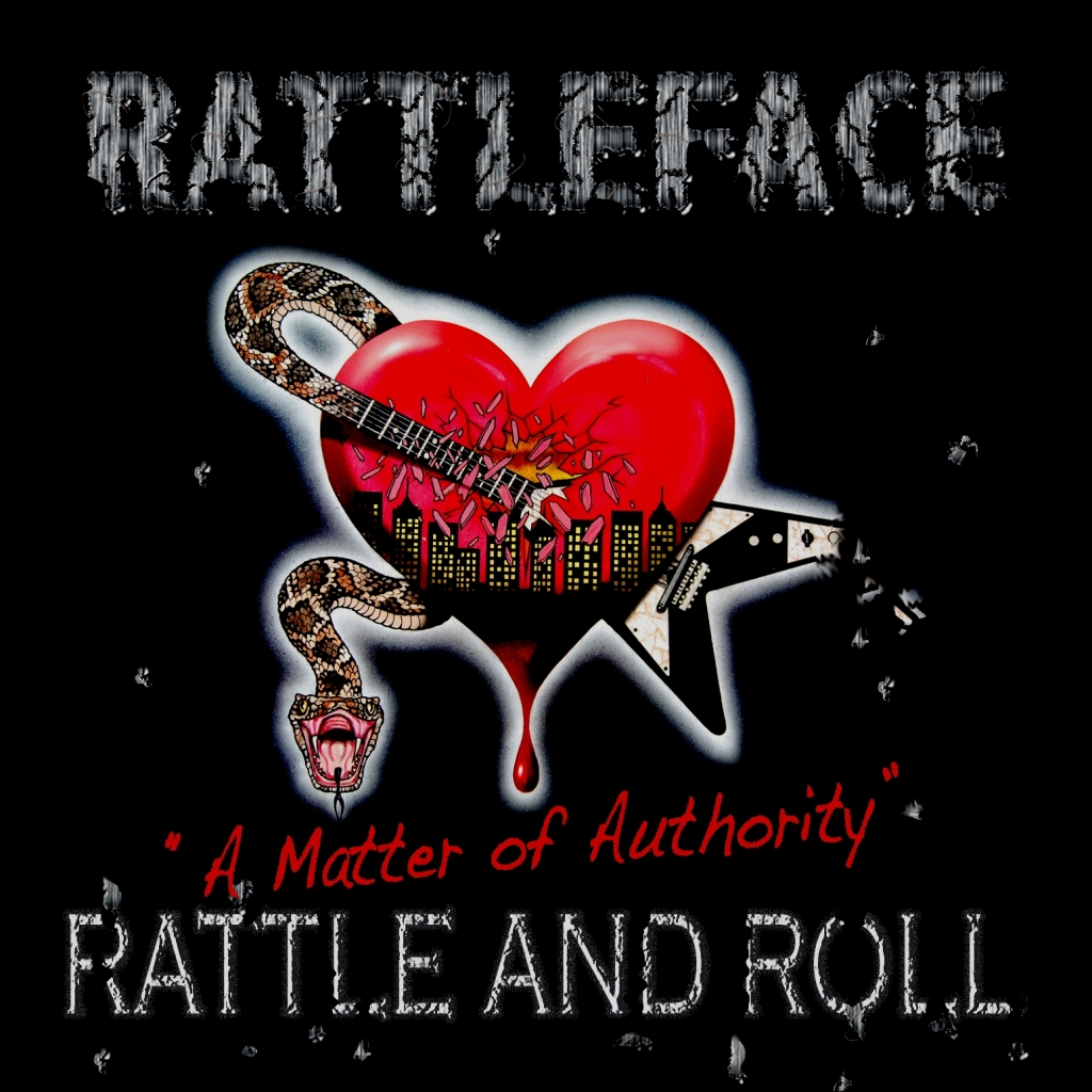 Rattle and Roll new Cover